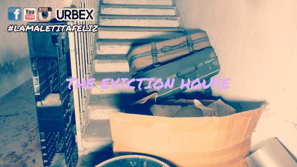 the eviction house
