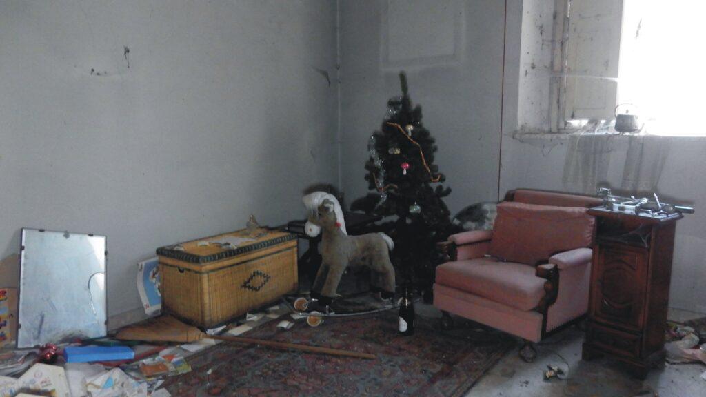 La Villa del Natale Passato