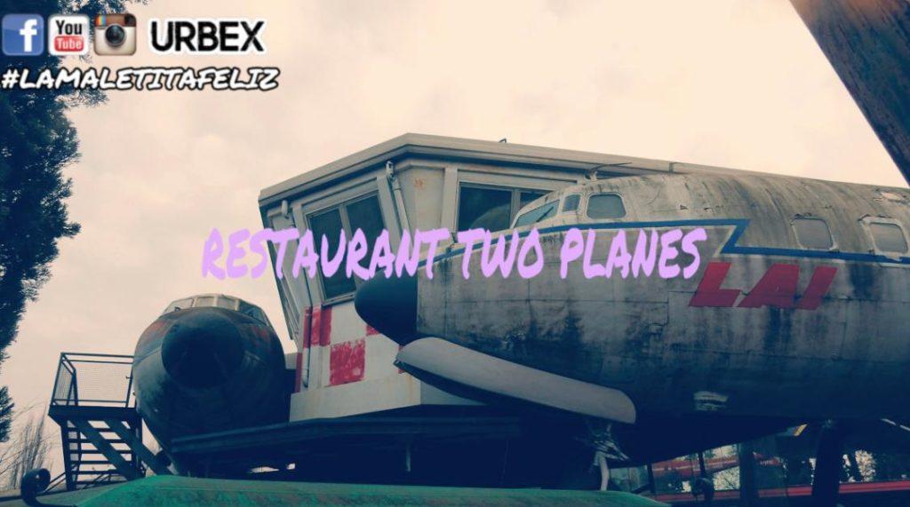 restaurant two planes