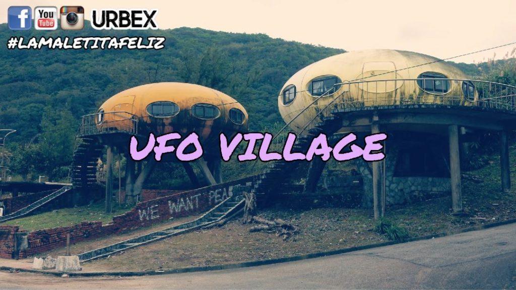 Ufo Village-Futuro Houses