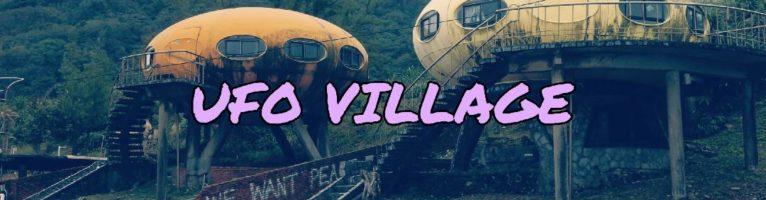 UFO VILLAGE- VENTURO HOUSES
