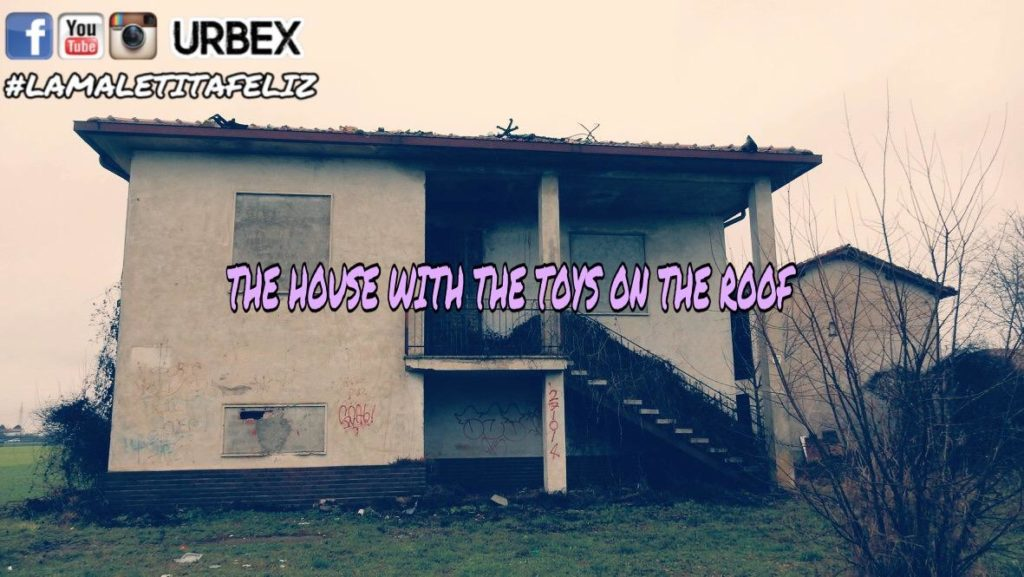 The House With The Toys On The Roof