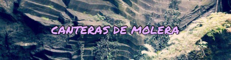 CANTERAS DE MOLERA