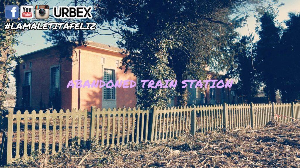 Abandoned Italian Station