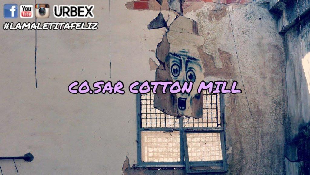 CO.SAR cotton mill