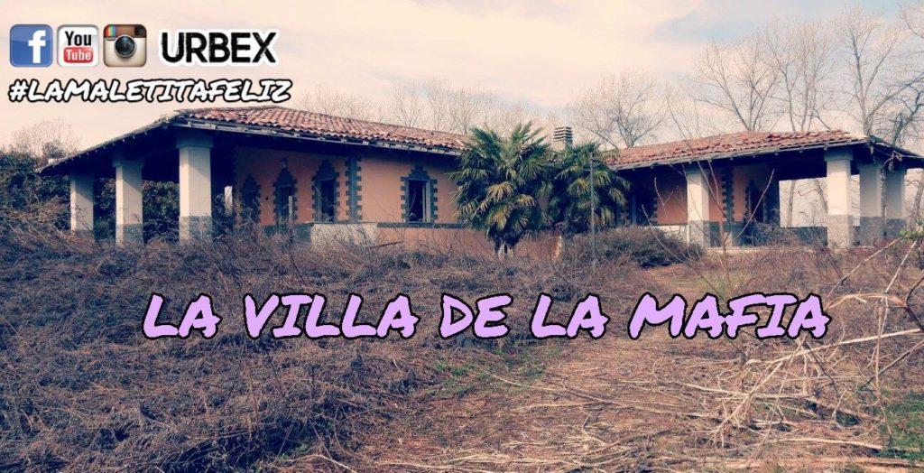 la villa de la mafia