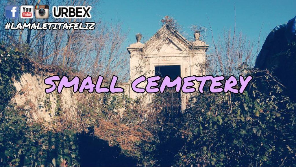 Small Abandoned Cemetery
