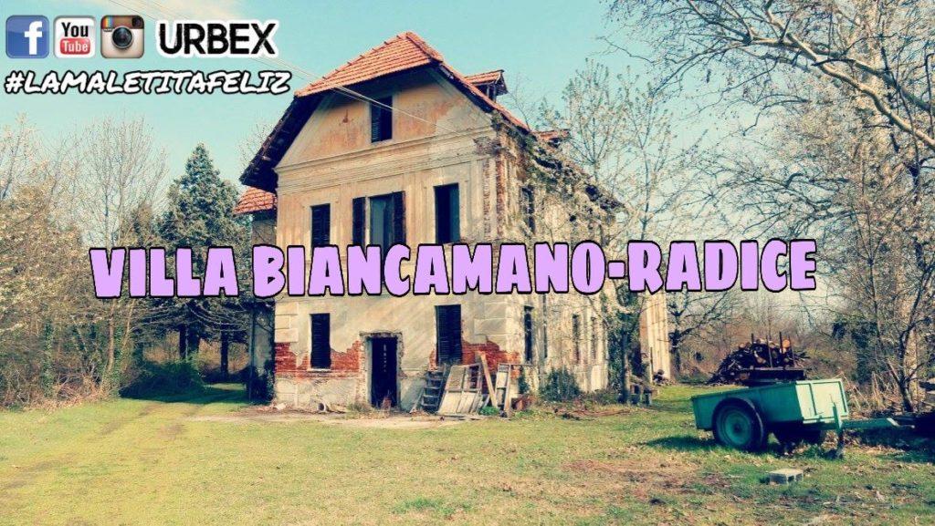 Villa Biancamano-Radice