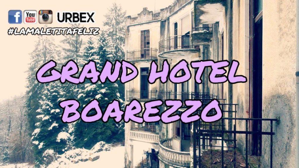 Grand Hotel Boarezzo
