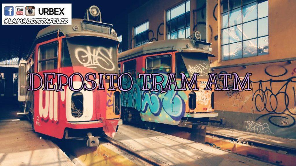 Deposito tram ATM Desio