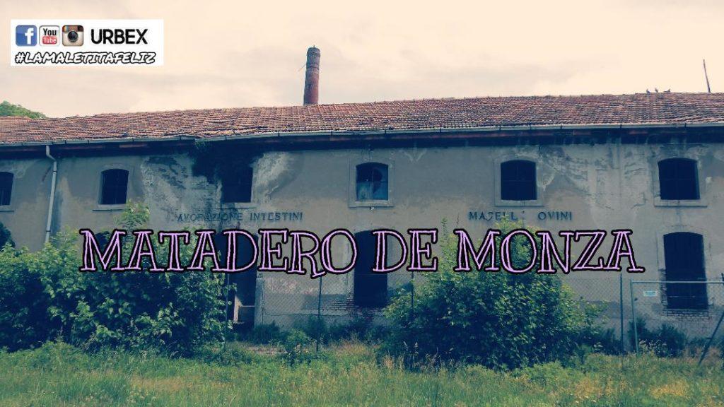 Matadero abandonado de Monza