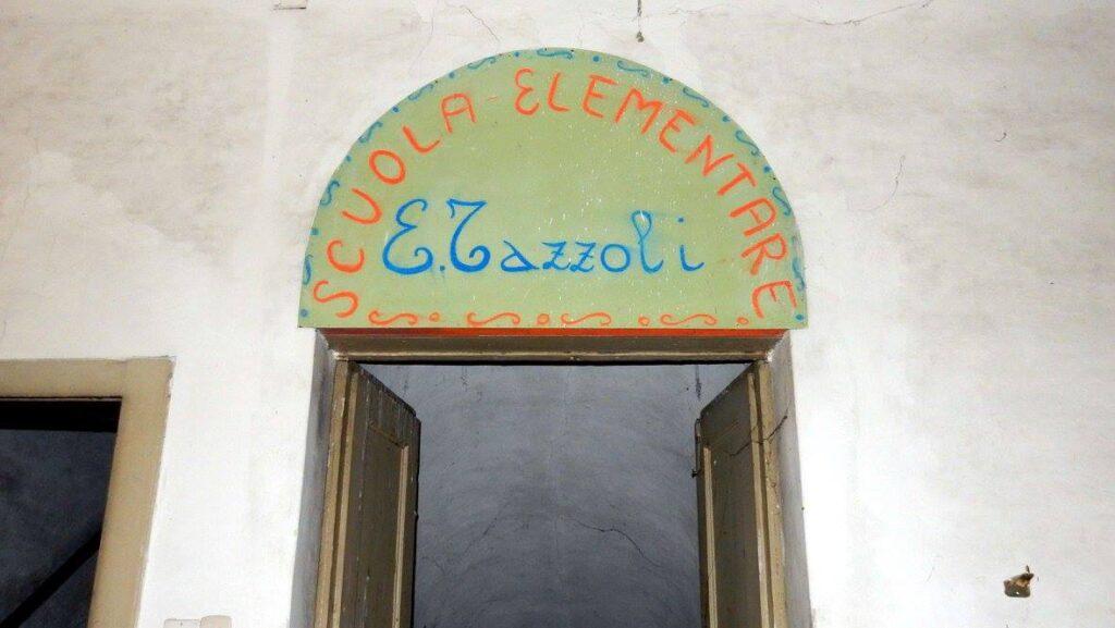 Scuola abbandonata Tazzoli