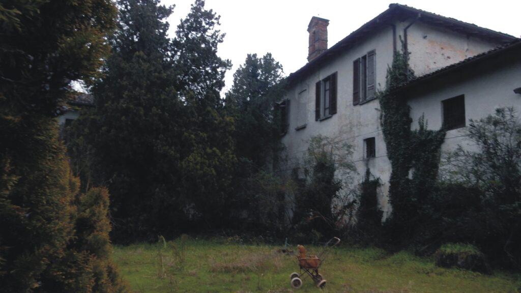 La Casa Infestata dell'Agricoltore