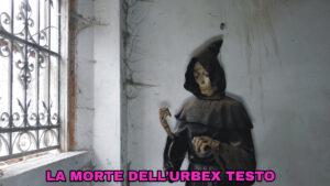 La Morte dell'Urbex Testo