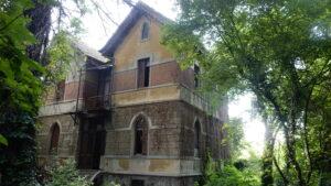 La Villa dei Topi Morti
