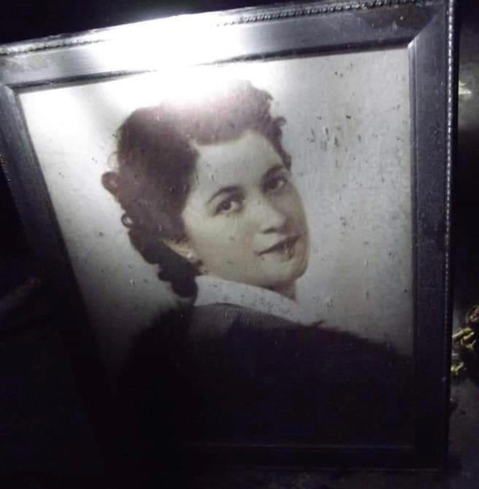 Ritratto donna anni Cinquanta